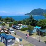 海キャンプおすすめ!赤礁崎オートキャンプ場からの景色が最高!