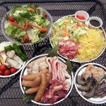 バーベキュー食材|秋キャンプに最高のBBQ食材は?