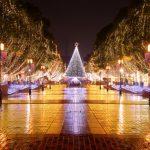クリスマスイルミネーション全国の人気スポット2018-19年は!?