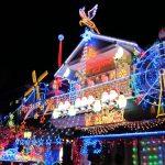クリスマスイルミネーション|厳選!自宅の電飾が凄すぎる画像集!