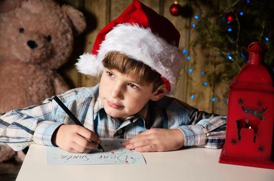 「サンタ 手紙 子供」の画像検索結果