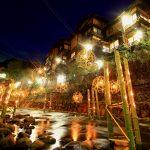 熊本黒川温泉|「湯あかり」の温かい灯り。熊本冬の風物詩に感動!