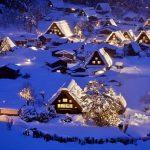 白川郷|冬旅行に一度は行きたい!おとぎ話のような景観に感動!