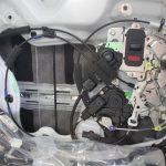 車のデッドニング施工|NBOXカスタムJF1スライドドア編